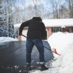 東京の豪雪地帯八王子民は雪かきに「ラッセル」を使う